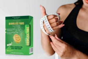 Bioveliss Tabs for slimming, összetevői - kamu, mellékhatásai?