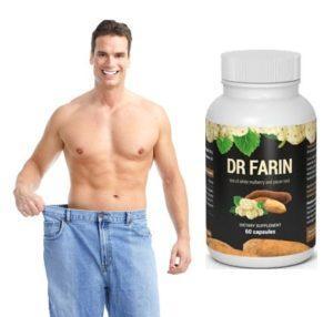 Dr Farin kapsule, papildai - salutinis poveikis?