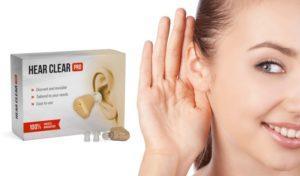 Hear Clear Pro hallókészülék, használata - mellékhatásai?