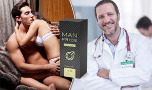 Man Pride gel, használata, mellékhatásai - hogyan használjam?