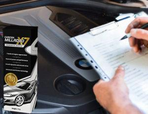 Millroad X7 premium oil additive, test, formula - használata?