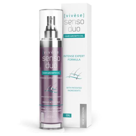 Vivese Senso Duo Oil Atnaujinti komentarai 2019, atsiliepimai, forumas, komentarai, kaina, hair growth oil, ingredients - where to buy? Lietuviu - ebay