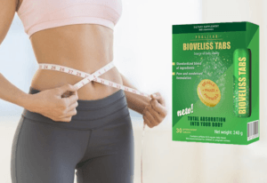 Bioveliss Tabs tablete, for slimming, sestava - doziranje?
