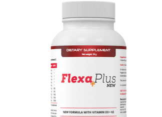 Flexa Plus New Pabeigts ceļvedis 2019, atsauksmes, forum, cena, capsules, ingredients - side effects? Latviesu - amazon