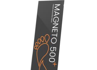 Magneto 500 Plus Posodobljene pripombe 2019, mnenje, forum, izkušnje, insoles, biomagnetni vložki - kje kupiti, cena, Slovenija - naročilo