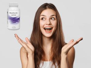 Multilan Active kapsulas, ingredients - side effects?