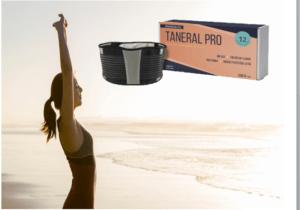 Taneral Pro magnetic back belt - használati utasítás