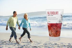Aliviolan gel, ingridientai - salutinis poveikis?