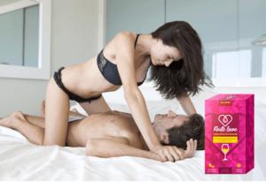 Forte Love powder, ingridientai - kaip naudoti?