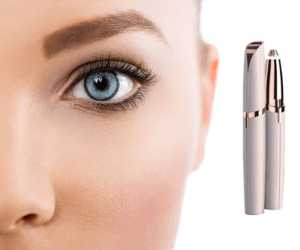 Flawless Brows epilator, szemöldök trimmelő - does it work?