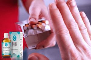 Nikostop Antistress cseppek, összetevők - mellékhatásai?