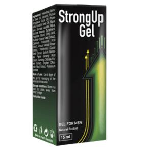 StrongUp Gel Kitöltött útmutató 2019, vélemények, átverés, potenciát, összetétel - hol kapható, ára, Magyar - rendelés