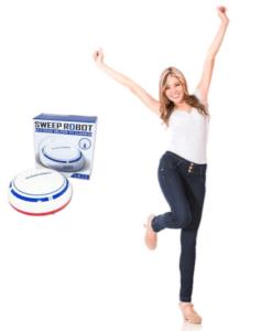Sweeprobot porszívó, hogyan kell használni, hogyan működik