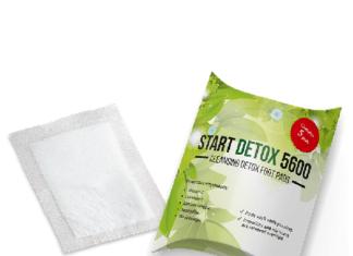Start Detox 5600 - trenutne ocene uporabnikov 2019 - sestavine, kako ga uporabljati, kako deluje, mnenja, forum, cena, kje kupiti, proizvajalec - Slovenija