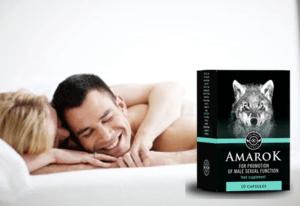 Amarok kapsule, sestavine, kako ga jemati, kako deluje, stranski učinki