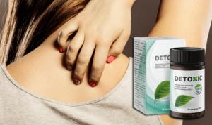 Detoxic kapszula, összetevők, hogyan kell bevenni, hogyan működik, mellékhatások