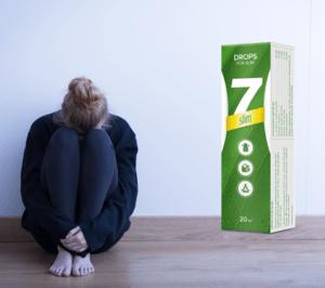 7 Slim csepp, összetevők, hogyan kell bevenni, hogyan működik , mellékhatások