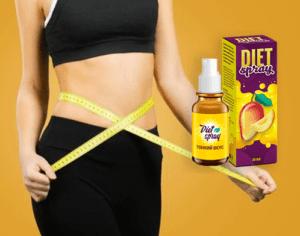 Diet Spray razpršilo, sestavine, kako ga uporabljati, kako deluje , stranski učinki